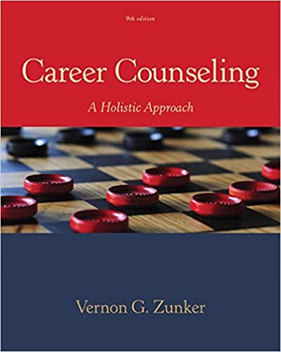 A Holistic Approach Career Counseling