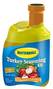 Masterbuilt Butterball Buttery Creole Seasoning Kit