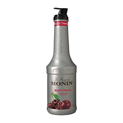 Monin Black Cherry Puree by Monin