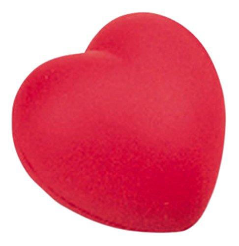 Toysmith 64070XXX BSN Heart Squeesh