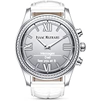 Refurb HP Isaac Mizrahi Silver 42mm Smartwatch
