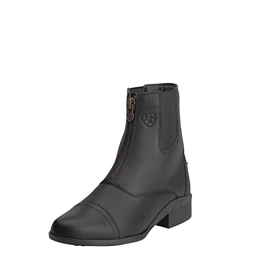 ARIAT Womens Scout Zip Paddock 9 B/Medium Black