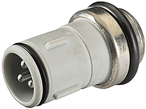HELLA 6PT 009 309-141 Sensore, Temperatura refrigerante, N° raccordi 3, con guarnizione, con interruttore N° raccordi 3 Hella KGaA Hueck & Co.