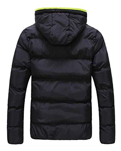 Als Outerwear Parka Jacket Hooded BOLAWOO Coat Jacket Warm Jacket Down Men's Bild1 Jacket Fashion Brands Winter Quilted Down 6wwFCqHax