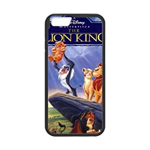 Lion King 1 12 iPhone 6 Plus 5.5 Inch Cell Phone Case Black Phone cover J9724154
