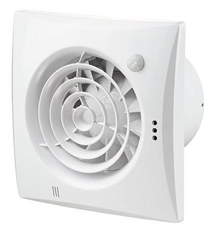 Escape silencioso ventilador con detector de movimiento - no solo tranquilo, pero todavía
