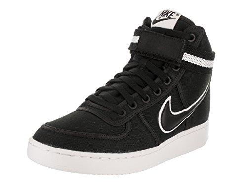 Women Hi Vandal 9 Nike White Black Women's Basketball US Black Shoe zHwnqFZE