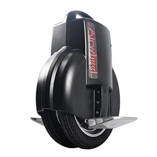 Airwheel Q3, gyroroue autobilanciante Homme, Noir, 51.8 x 40.8 x 20 cm