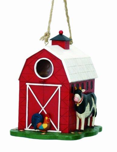 Barn Birdhouses - 9