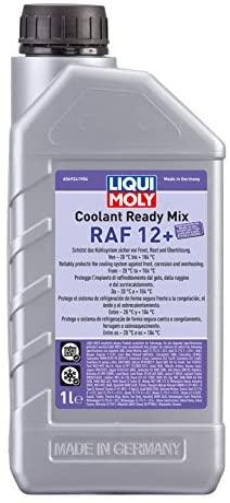 Liqui Moly 6924 Raf12 Plus Ready Mix Coolant 1 Litre Auto