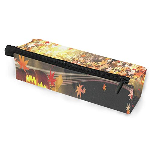 Sunglasses case Pumpkin Halloween Pen Pencil Case Stationery