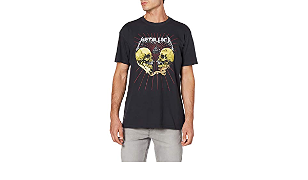 BILLABONG AI Metallica Black, S1SS93, negro, medium: Amazon ...