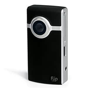 Flip Ultra Video Camera - Black, 4 GB, 2 Hours (2nd Generation)