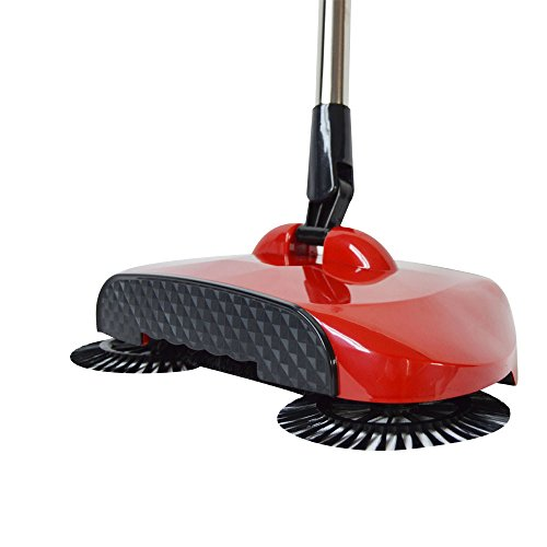 Sweeper New Arrival 360 Rotary Home Use Magic Manual Telescopic Floor Dust Sweeper GOTD (Abs Strapless Party Dress)