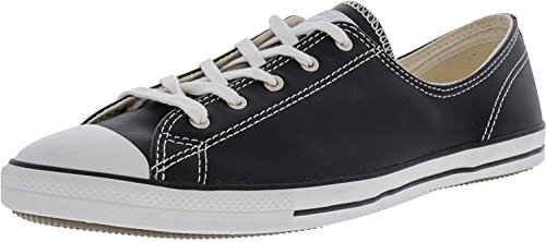 cheap best sale discounts Converse Womens As Dainty Femme Leather OX Trainers Black view online free shipping wholesale price bGly0D