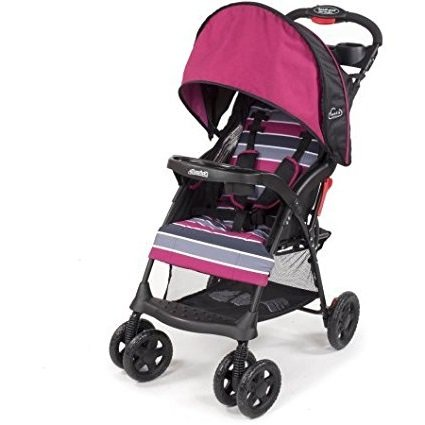 Premium Baby Strollers For Super Lightweight Use (11.8 Pounds) With Infants, Toddlers And Kids, JPMA Certified, Orchid Color