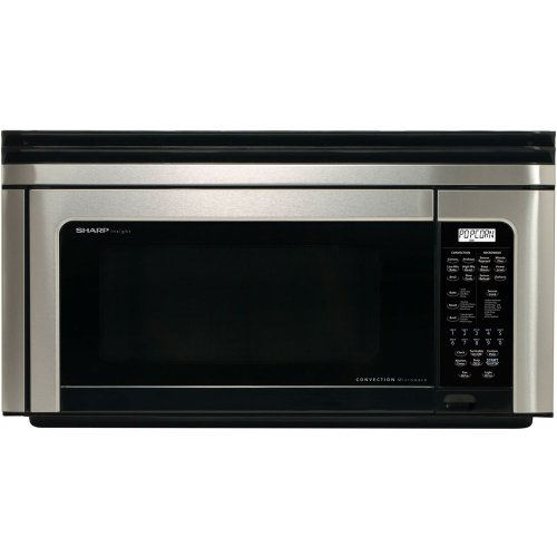 Sharp R-1880LS Over The Range Microwave Convection Oven (Small Overhead Microwave Oven compare prices)