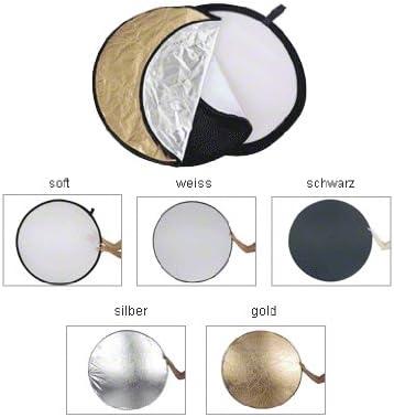 walimex 50cm 5-in-1 Reflector Set