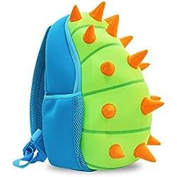 Kids Backpack 3D Dinosaur Cartoon School Backpacks