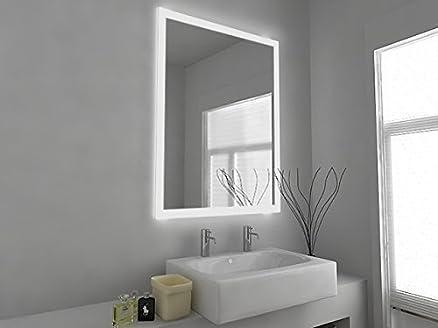 amazon.it: specchiera bagno. specchio design rotondo clock arredo ...