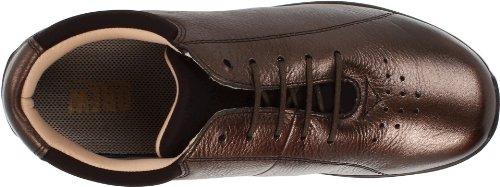 Trok Schoenen Tulp Comfort Koper Metallic