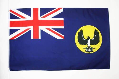 AZ FLAG South Australia Flag 3' x 5' - South Australian - Croweater Flags 90 x 150 cm - Banner 3x5 ft (Furniture Cheap Australia Outdoor)