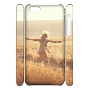 DIY iPhone 5C Case, Zyoux Custom Unique 3D iPhone 5C Phone Case - Ocean
