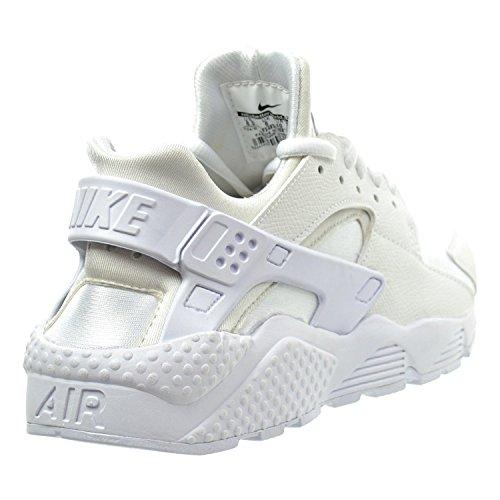 09e6fc25a233 durable modeling Nike Air Huarache Run Women s Shoes White White 634835-108