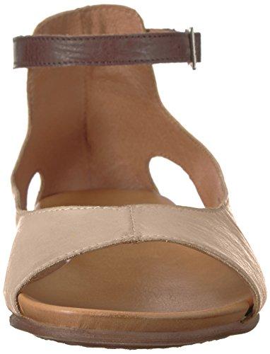Cream Women's Mooz Miz Sandal Angel Medium Flat wYqqP56