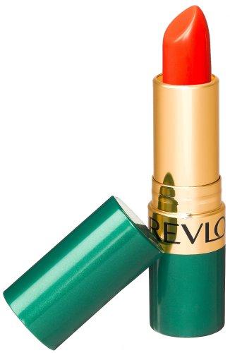Revlon Moon Drops Creme Lipstick, Orange Flip 710, 0.15 Ounce (Pack of 2)