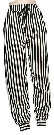 V.dynasty New's Loose Print Pants Item No. :Ly5006 (LY5006-0)