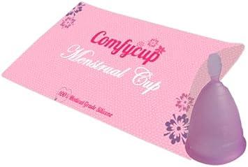 Copa Menstrual Talla - Grande Purple