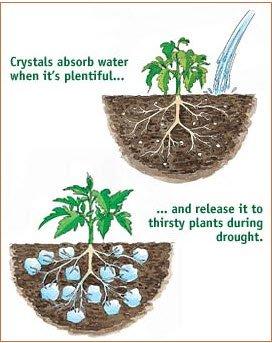 Soil Moist JCD-50EP JRM, - Soil Crystals Moist