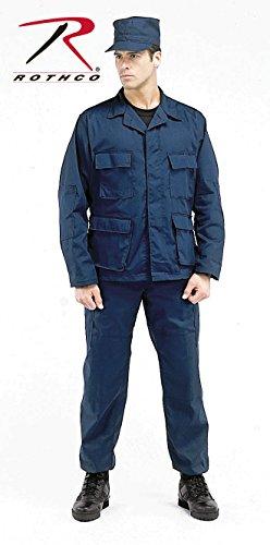 Navy Blue Bdu Shirt - 1