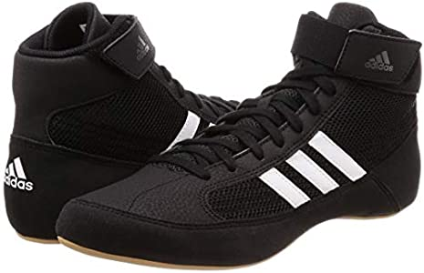 adidas Havoc Mens Wrestling Shoes Black | Start Fitness