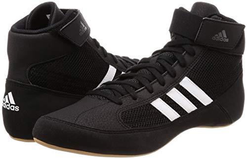 Adidas Pour Les Chaussures Aq3325 Combat De Hommes Noirs qHrxgCqv8w