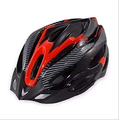 oooo Casco De Bicicleta Hombres Y Mujeres Imitación Cuerpo En ...
