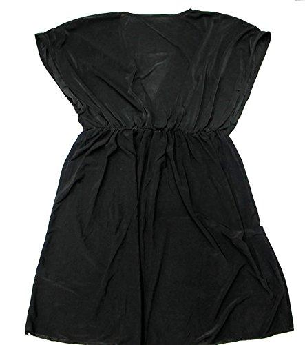 V-Shape Cover Up Beach Dress