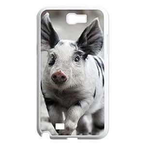 Pig CUSTOM Phone Case for Samsung Galaxy Note 2 N7100 LMc-13933 at LaiMc WANGJING JINDA