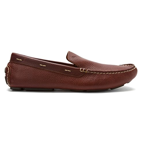 Tommy Bahama Heren Pagota Slip-on Loafer Donkerbruin