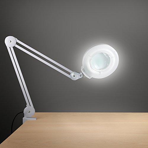 Nova Microdermabrasion Daylight Magnifying Workbench