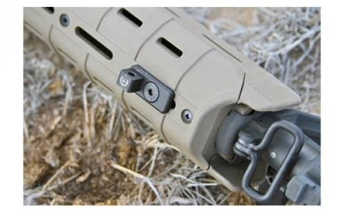 Impact Weapons - Impact Weapons Components V2 Bipod Mount Fits M-LOK & All Magpul MOE Handguards