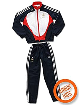 adidas - Francia Chandal PRESENTACION EURO08 Junior Hombre Color ...