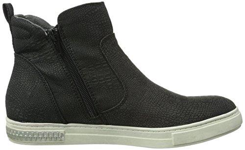 Dockers by Gerli 37ea210-630220 - Zapatillas Mujer Gris - Grau (dunkelgrau 220)