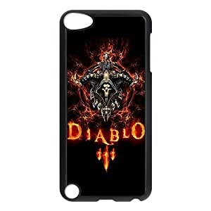 Diablo For Ipod Touch 5th Csae protection phone Case ER15260