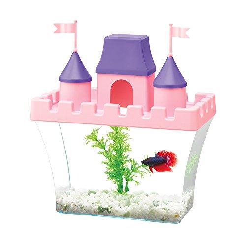 Aqueon Princess Castle Aquarium Kit