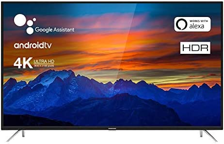 Televisore LCD Thomson Smart TV 4K UHD HDR Android TV: Amazon.es: Electrónica