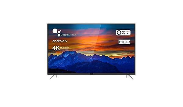 Televisore LCD Thomson Smart TV 4K UHD HDR Android TV: Amazon.es ...