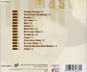 Hugh Masekala - Greatest Hits