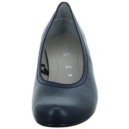 scarbella 42-63656-93 Damen Komfort Pumps Blau (Blau)